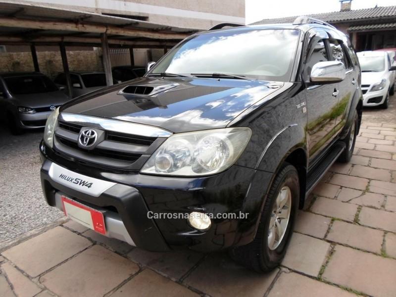 hilux sw4 3.0 srv 4x4 cd 16v turbo intercooler diesel 4p automatico 2006 bento goncalves