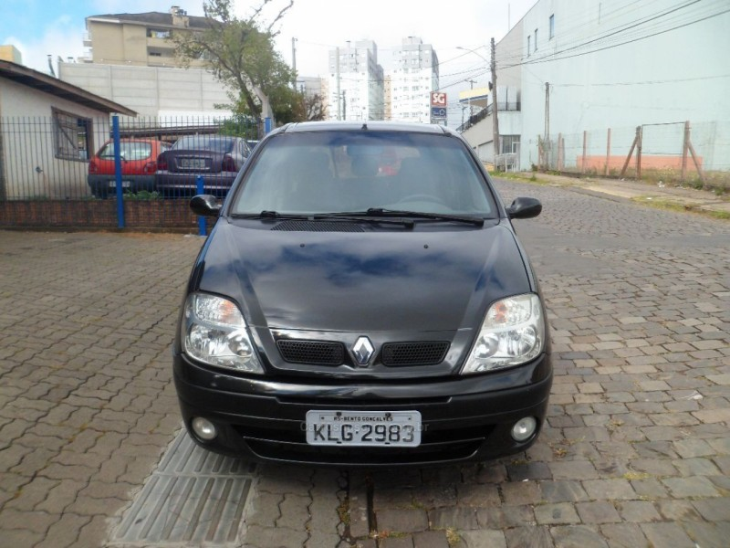 scenic 1.6 rxe 16v gasolina 4p manual 2003 bento goncalves