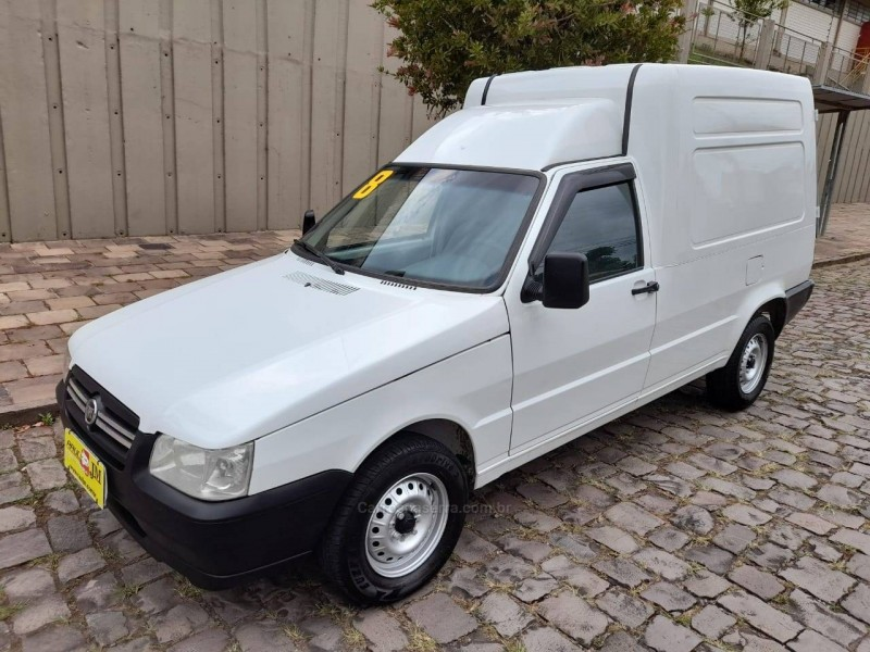 fiorino 1.3 mpi furgao 8v flex 2p manual 2008 caxias do sul