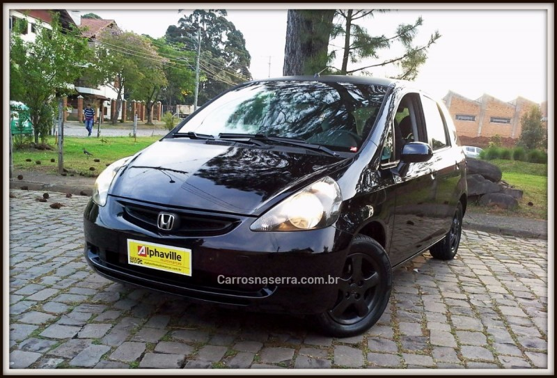 fit 1.4 lxl 8v gasolina 4p automatico 2004 caxias do sul