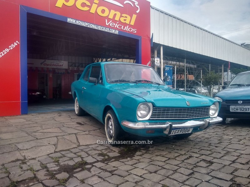 CORCEL 1.4 8V GASOLINA 2P MANUAL - 1976 - CAXIAS DO SUL