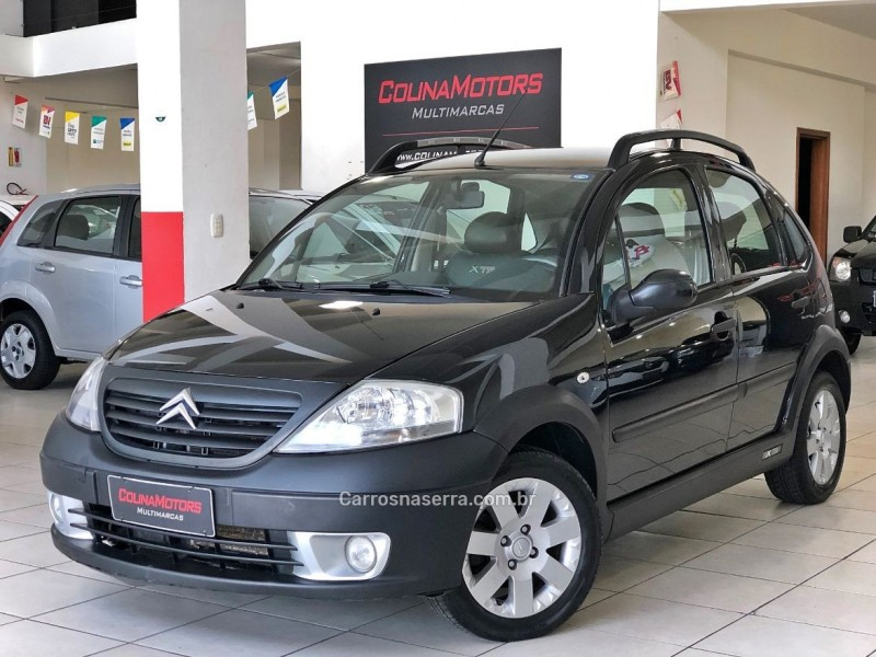 c3 1.6 i xtr 16v flex 4p manual 2008 caxias do sul