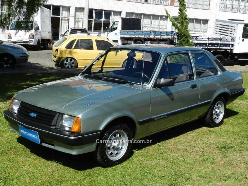 chevette 1.6 sl 8v gasolina 2p manual 1989 sao marcos
