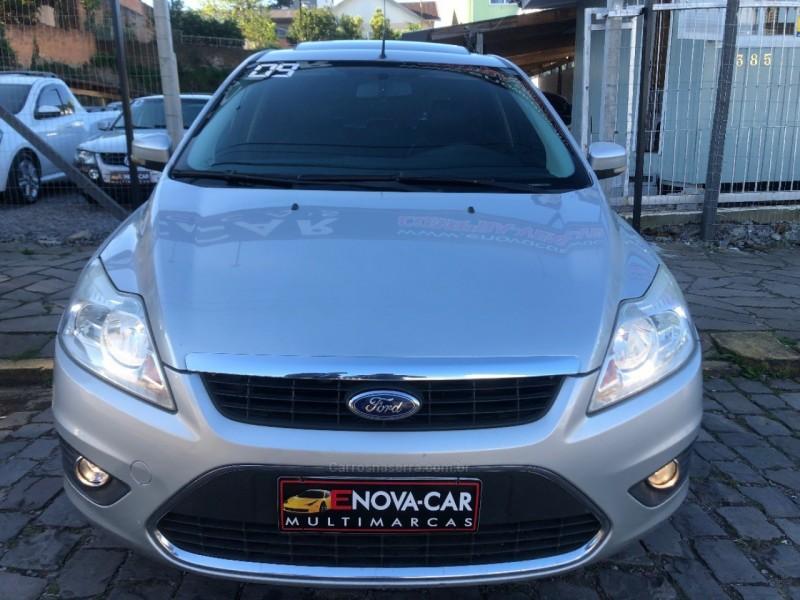 focus 2.0 ghia 16v gasolina 4p automatico 2009 caxias do sul