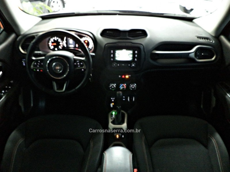 RENEGADE 2.0 16V TURBO DIESEL 75 ANOS 4P 4X4 AUTOMÁTICO - 2017 - CAXIAS DO SUL