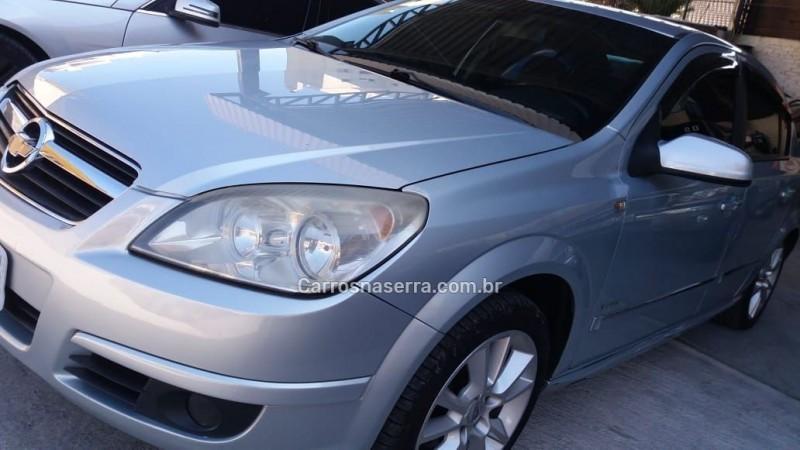 vectra 2.4 mpfi elite 16v flex 4p automatico 2007 caxias do sul