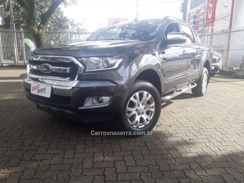ranger 3.2 limited 4x4 cd 20v diesel 4p automatico 2018 caxias do sul