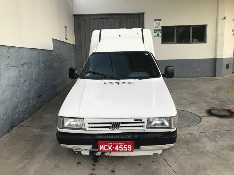 fiorino 1.5 ie furgao 8v gasolina 2p manual 2002 caxias do sul