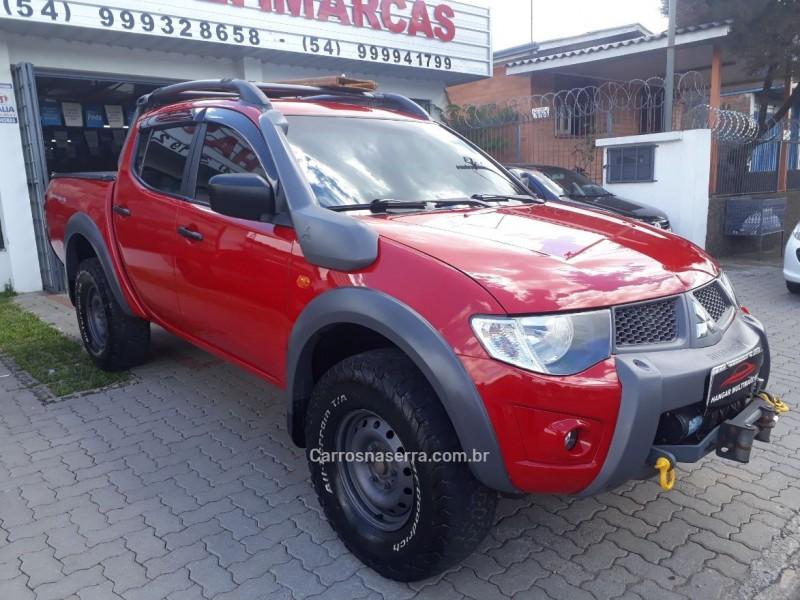 l200 triton 3.2 glx 4x4 cd 16v turbo intercoler diesel 4p manual 2013 caxias do sul