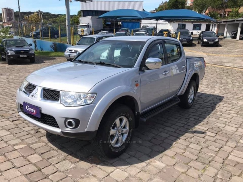 l200 triton 3.2 hpe 4x4 cd 16v turbo intercooler diesel 4p manual 2013 farroupilha