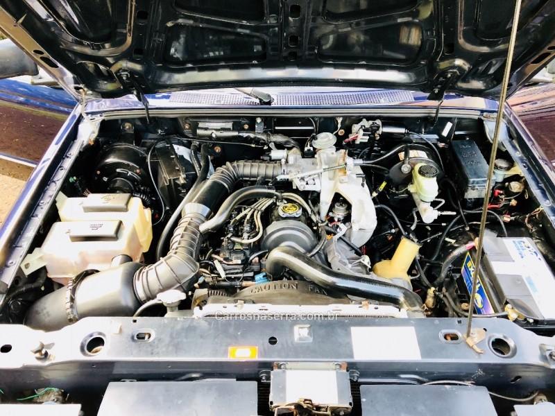 ranger 2.3 xl 4x2 cs 16v gasolina 2p manual 1997 nova petropolis