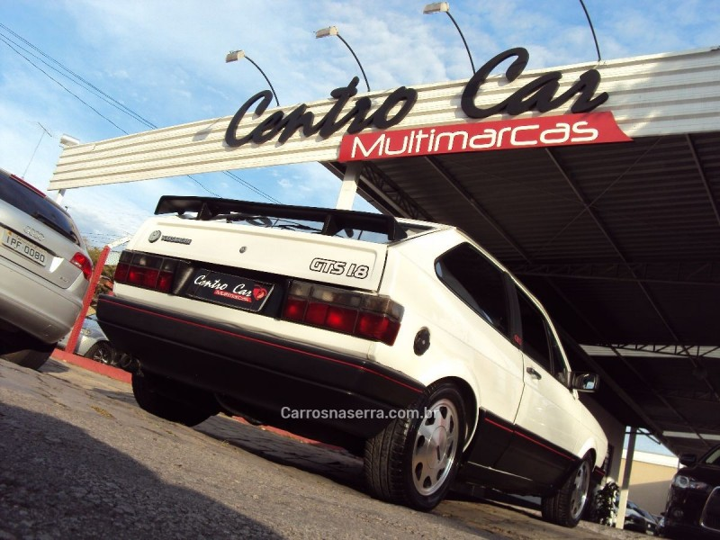 gol 1.8s gts 8v gasolina 2p manual 1989 caxias do sul