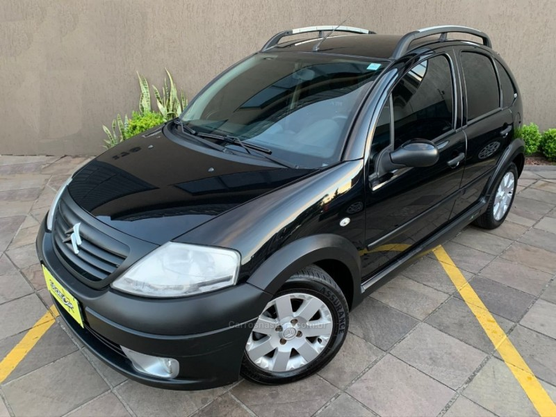 c3 1.6 xtr 16v flex 4p manual 2007 caxias do sul