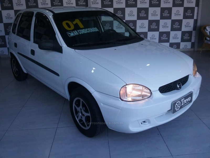 corsa 1.0 mpf wind 8v gasolina 4p manual 2001 taquara