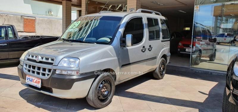 doblo 1.8 mpi essence 16v flex 7p manual 2009 bento goncalves