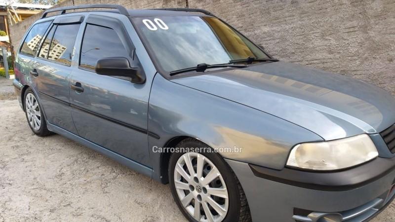 parati 1.6 mi 8v gasolina 4p manual g.iii 2000 caxias do sul