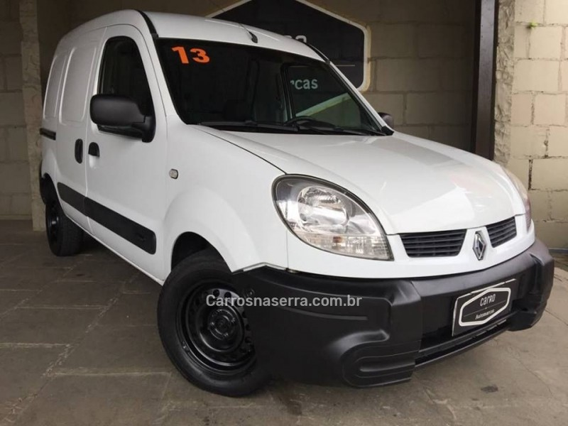 kangoo 1.6 express 16v flex 3p manual 2013 caxias do sul