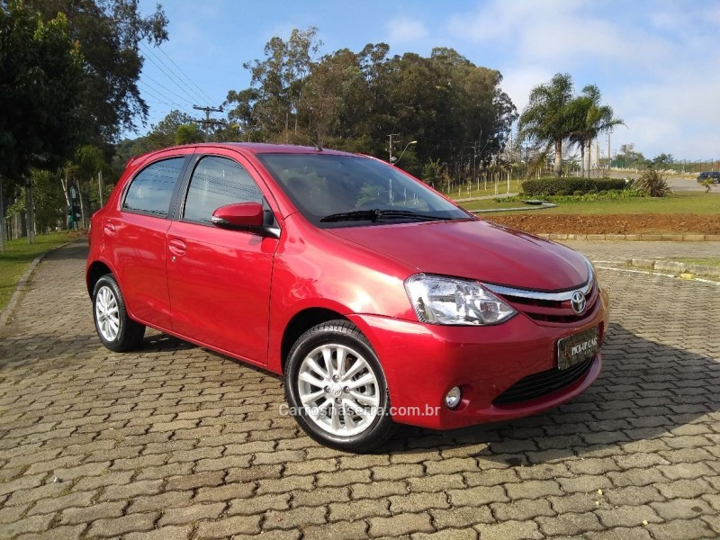 etios 1.5 xls 16v flex 4p manual 2016 caxias do sul