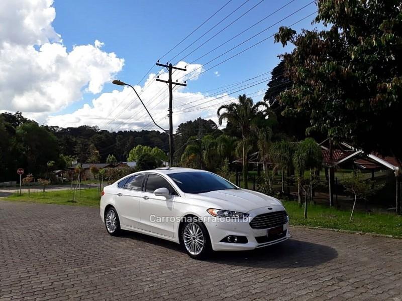 fusion 2.0 titanium awd 16v gasolina 4p automatico 2016 caxias do sul