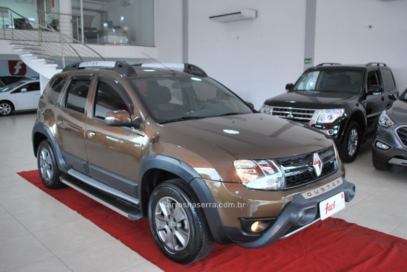 duster 2.0 dynamique 4x4 16v flex 4p manual 2016 santa cruz do sul