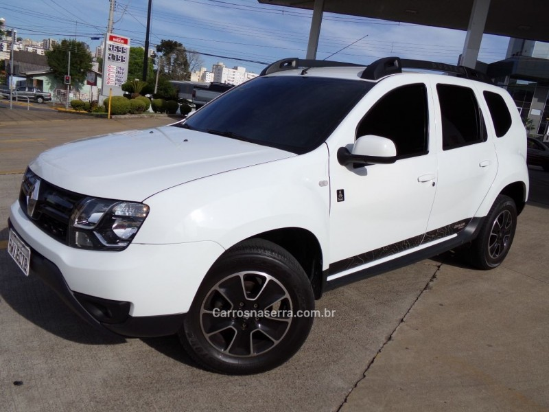 duster 1.6 dakar 4x2 16v flex 4p manual 2016 caxias do sul