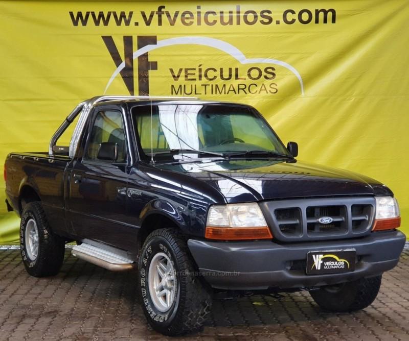ranger 2.5 xl 4x4 cs 8v diesel 2p manual 2000 caxias do sul