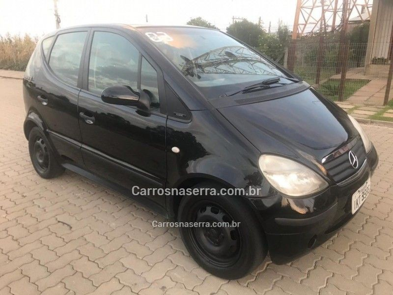 classe a 1.6 160 classic gasolina 4p manual 2003 caxias do sul