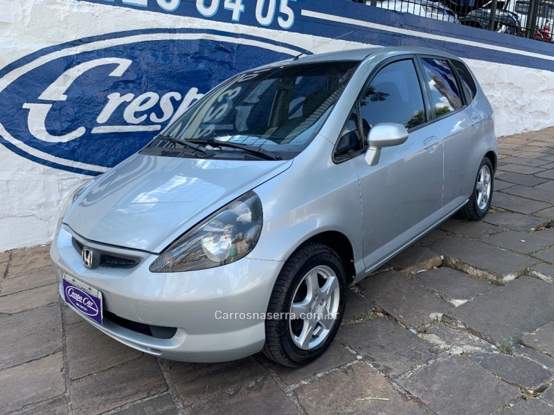 fit 1.4 lx 8v gasolina 4p manual 2005 caxias do sul