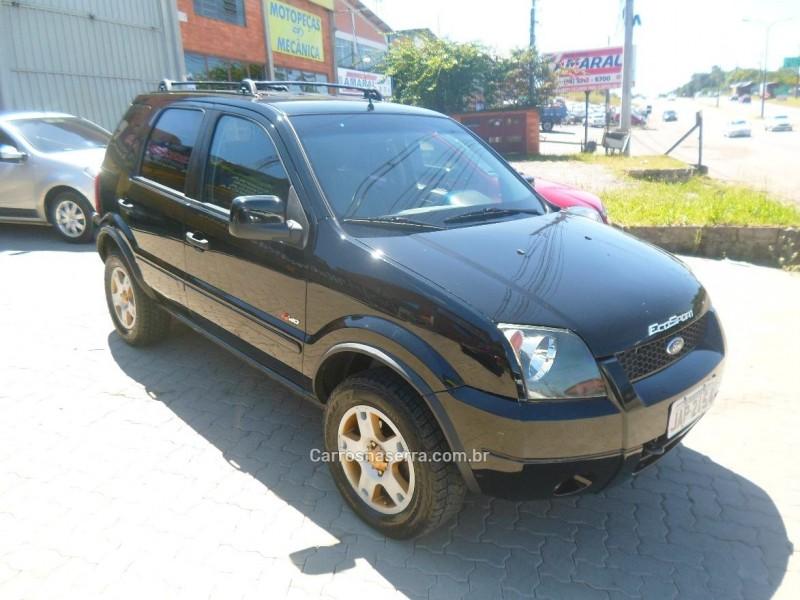 ecosport 2.0 4wd 16v gasolina 4p manual 2004 caxias do sul