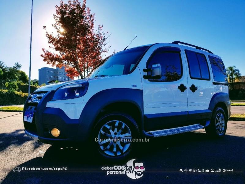 doblo 1.8 mpi adventure 8v gasolina 4p manual 2015 bento goncalves