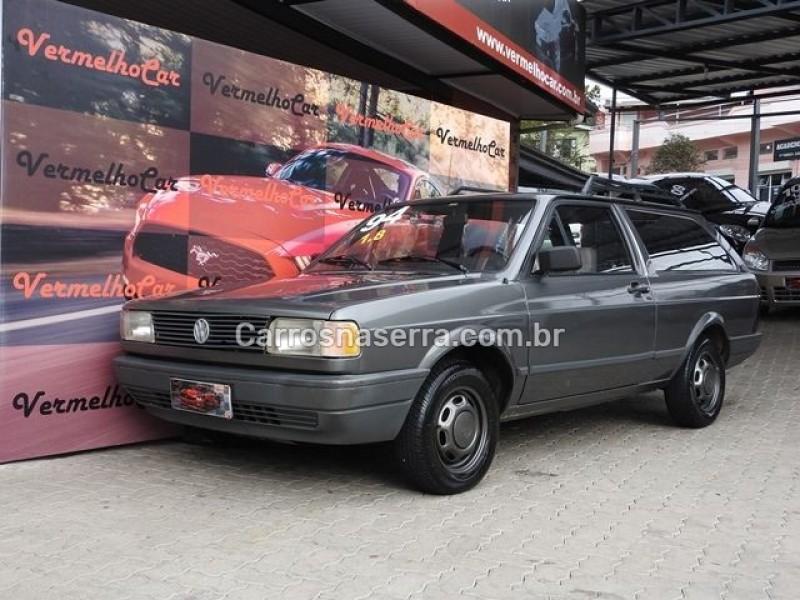 parati 1.8 cl 8v gasolina 2p manual 1994 caxias do sul