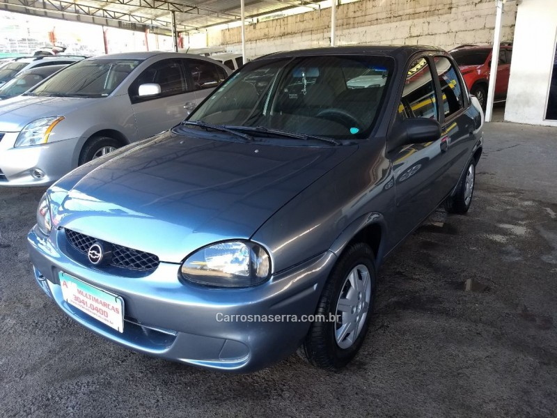 corsa 1.0 mpfi super sedan 8v gasolina 4p manual 2000 caxias do sul