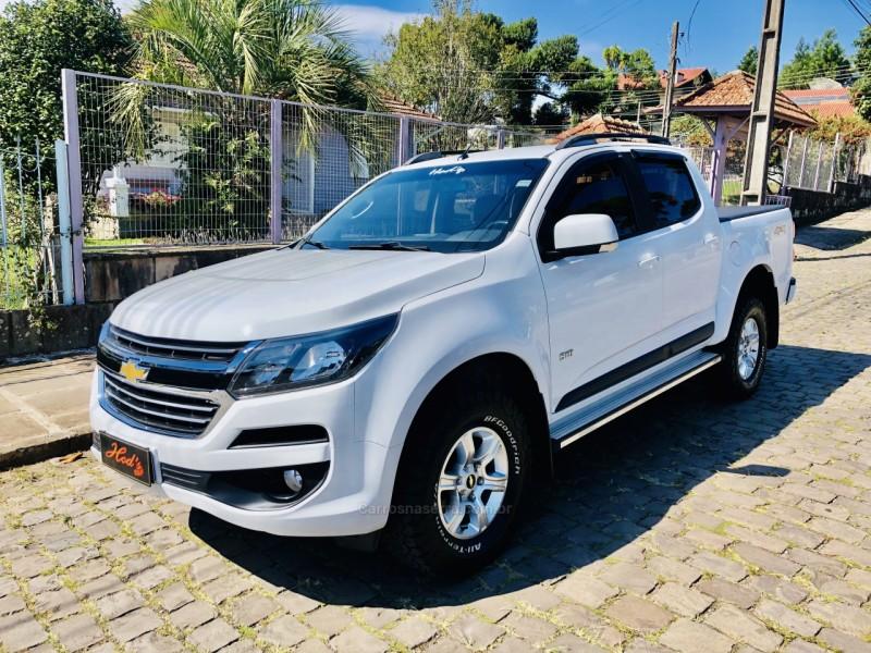 s10 2.8 lt 4x4 cd 16v turbo diesel 4p automatico 2018 canela