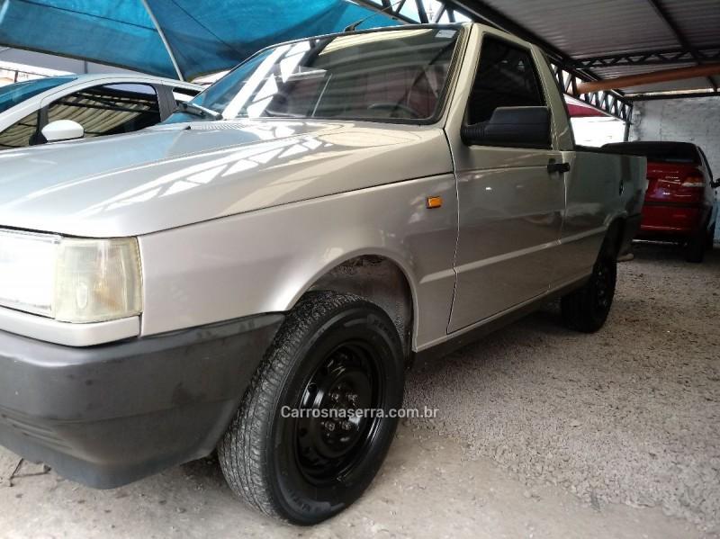 fiorino 1.5 lx pick up cs 8v gasolina 2p manual 1990 caxias do sul