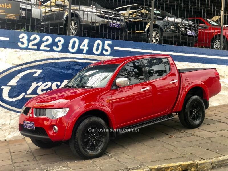 l200 triton 3.2 hpe 4x4 cd 16v turbo intercooler diesel 4p automatico 2010 caxias do sul
