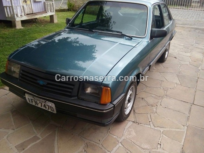 chevette 1.6 dl 8v gasolina 2p manual 1992 caxias do sul