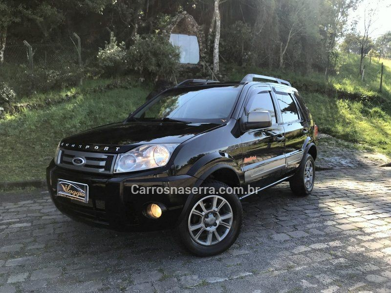 ecosport 1.6 freestyle 8v flex 4p manual 2011 caxias do sul