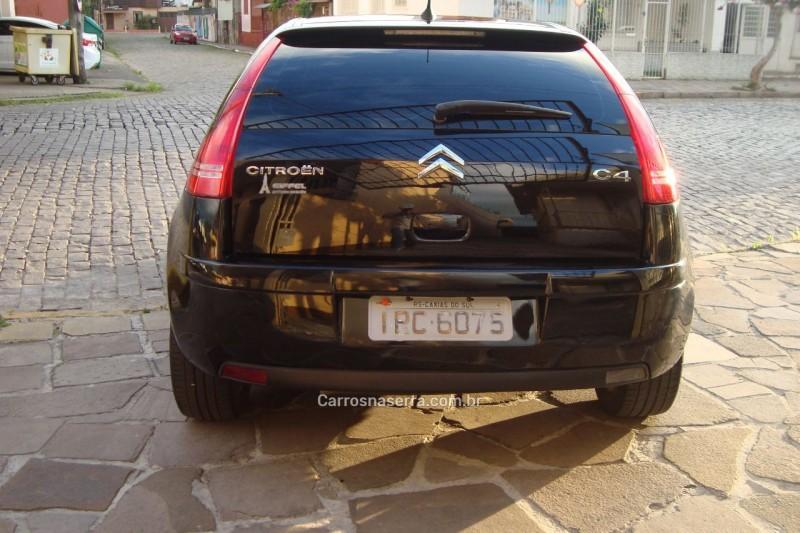 C4 1.6 GLX 16V FLEX 4P MANUAL - 2011 - CAXIAS DO SUL