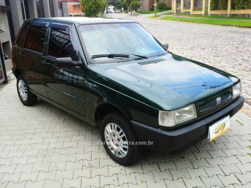uno 1.0 mpi mille smart 8v gasolina 4p manual 2001 caxias do sul
