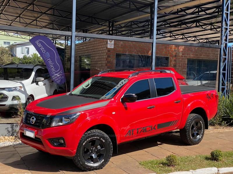 frontier 2.3 attack 4x4 cd bi turbo diesel 4p automatico 2019 lagoa vermelha