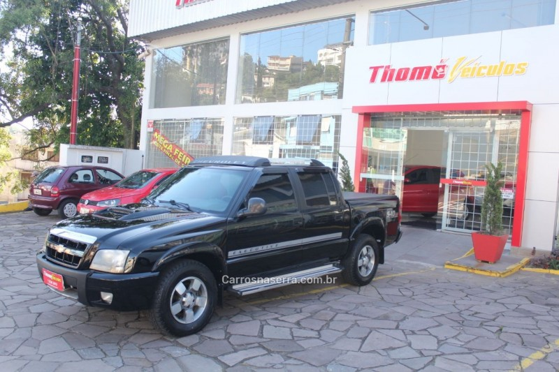 s10 2.8 executive 4x4 cd 12v turbo electronic intercooler diesel 4p manual 2010 caxias do sul