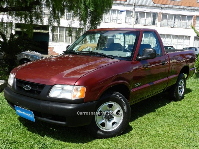 s10 2.2 efi std 4x2 cs 8v gasolina 2p manual 1997 sao marcos