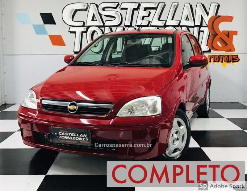 corsa 1.4 mpfi premium 8v flex 4p manual 2009 caxias do sul