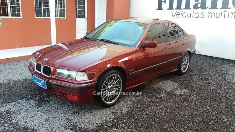 325i 2.5 sedan 24v gasolina 4p automatico 1995 caxias do sul