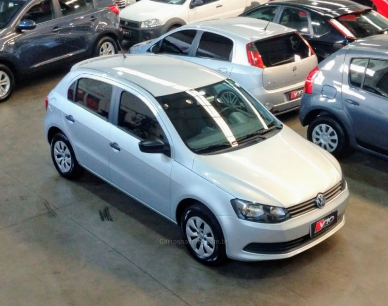 gol 1.6 mi 8v flex 4p manual g.vi 2015 caxias do sul