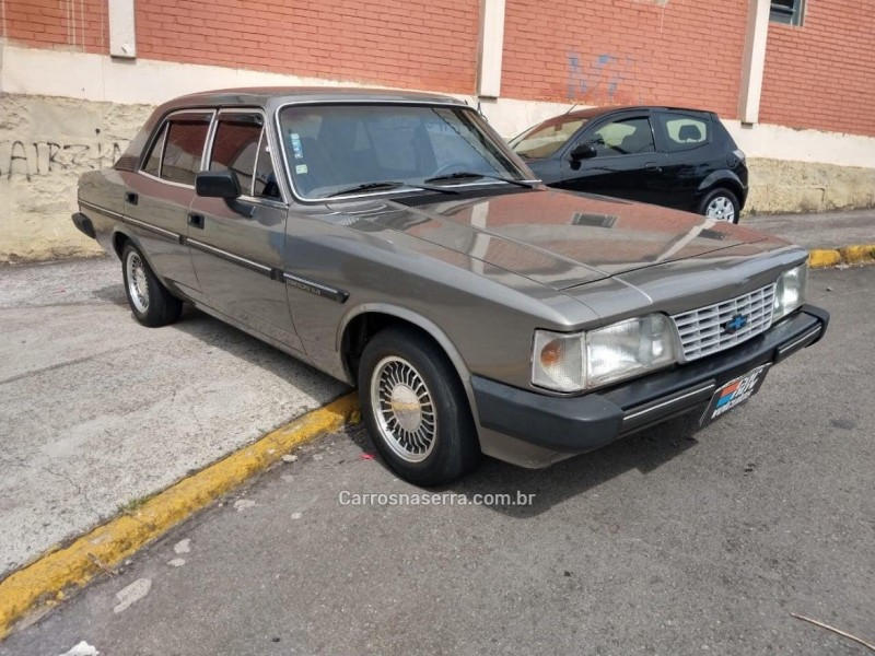 opala 2.5 comodoro 8v alcool 4p manual 1989 caxias do sul