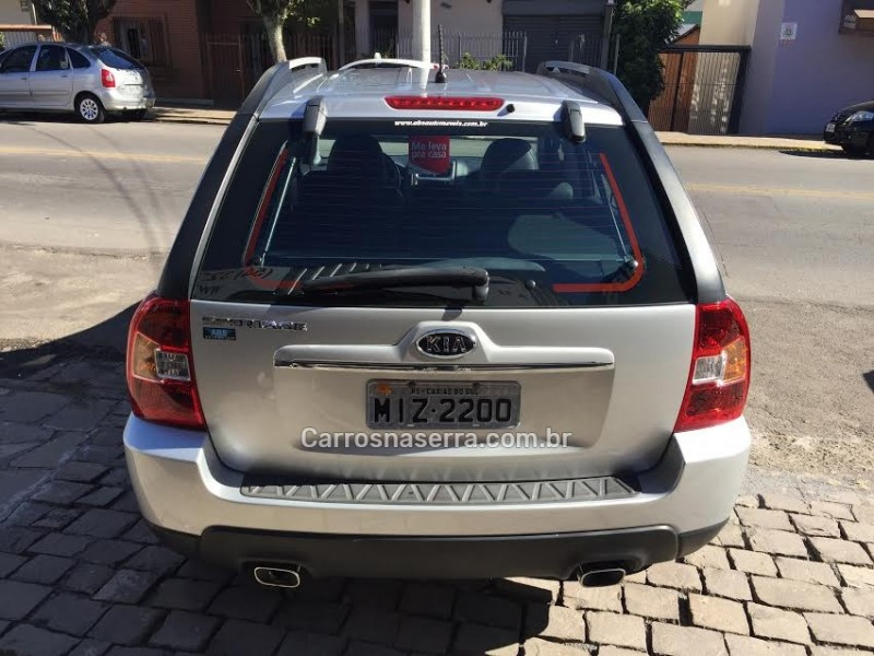 sportage 2.0 lx 4x2 16v gasolina 4p manual 2010 caxias do sul