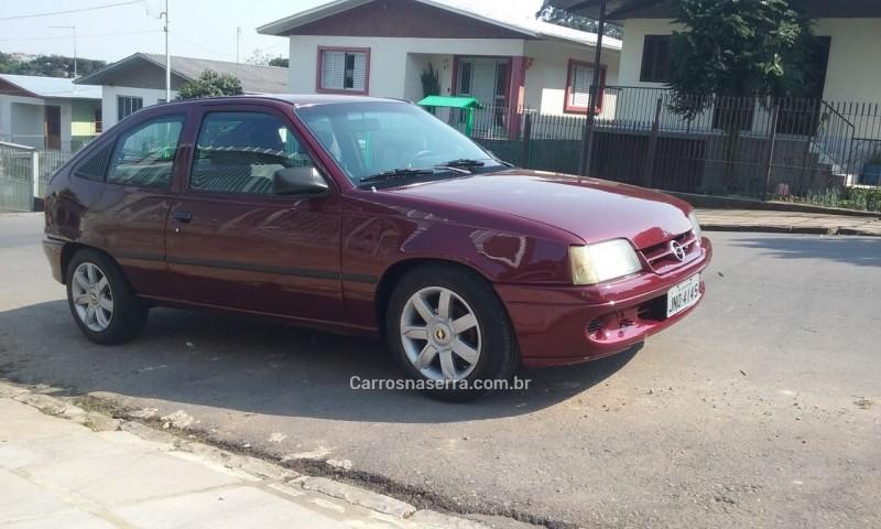 kadett 2.0 mpfi gl 8v gasolina 2p manual 1997 caxias do sul