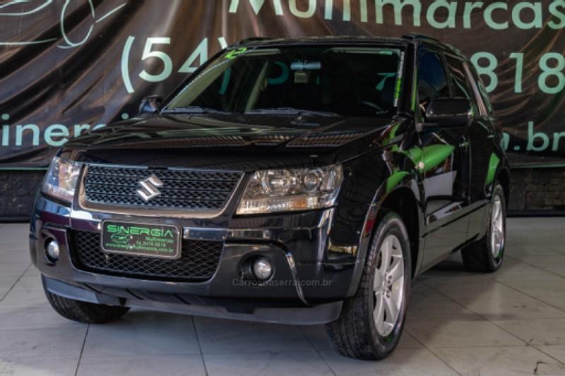 grand vitara 2.0 4x2 16v gasolina 4p manual 2012 caxias do sul