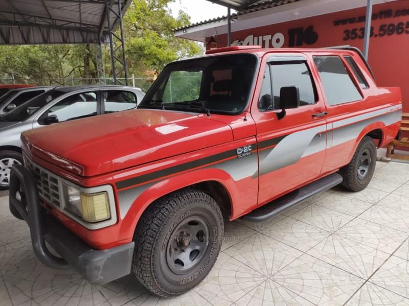 d20 4.0 custom s cd 8v diesel 2p manual 1992 caxias do sul